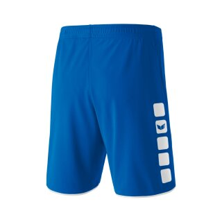 Erima CLASSIC 5-CUBES Short new royal/weiß