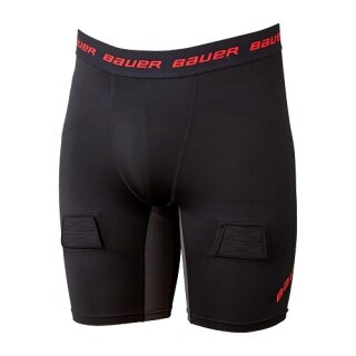 Bauer Tiefschutz Essential Compression Jock Short SR