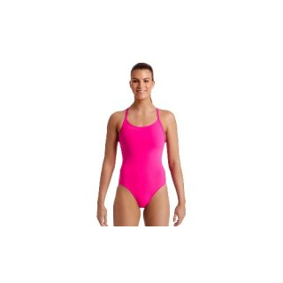 Funkita Ladies Diamond Back On Pink